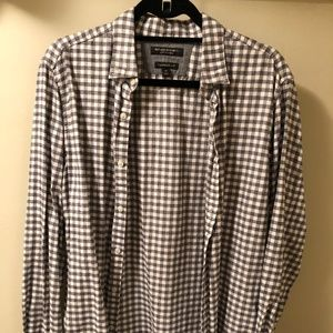 Banana Republic Luxe Flannel Shirt